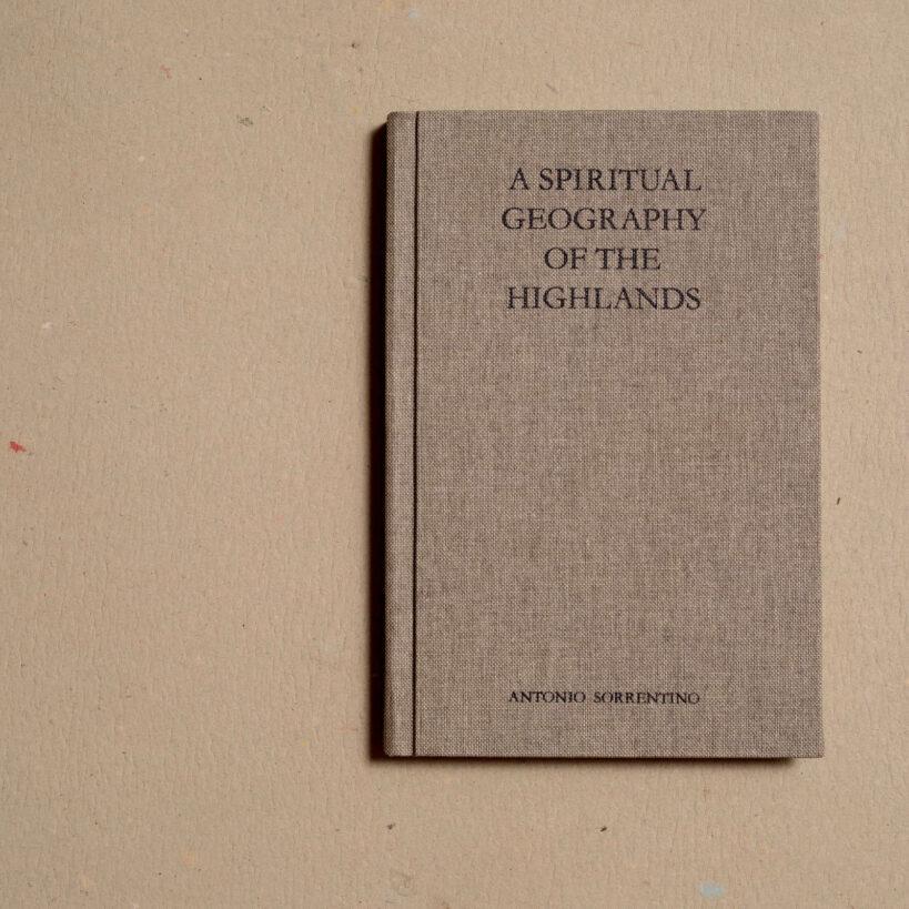 Geografia espiritual de los Andes - Antonio Sorrentino